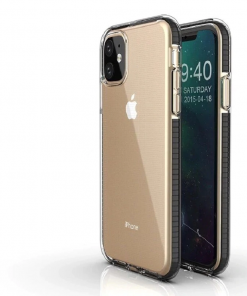 URCASE Color Frame Clear Cases for iPhone 11/11 Pro/11 Pro Max 1