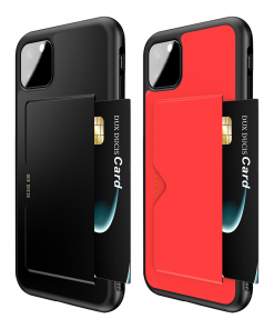 Chirm Card Pocket Case for iPhone 11/11 Pro/11 Pro Max