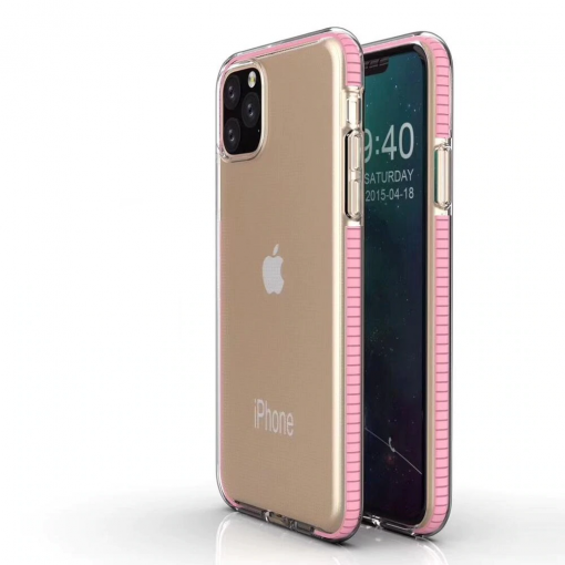 URCASE Color Frame Clear Cases for iPhone 11/11 Pro/11 Pro Max 4