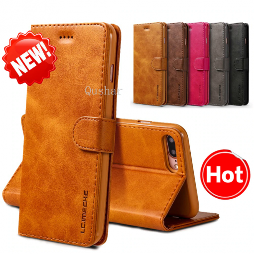 Retro Fundas Leather Case for iPhone 11/11 Pro/11 Pro Max