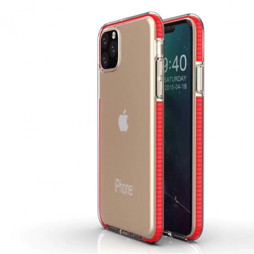 URCASE Color Frame Clear Cases for iPhone 11/11 Pro/11 Pro Max 3