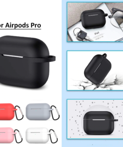 Caletop Pro Silicon Case for AirPods Pro