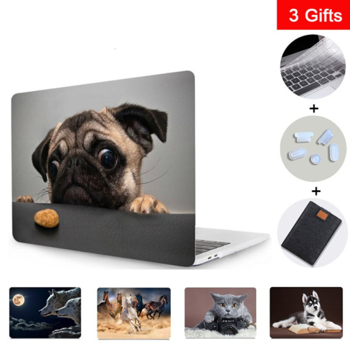Cute Animal Case for MacBook