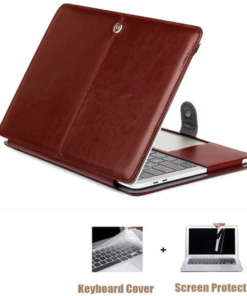 PU leather Notebook Case for MacBook
