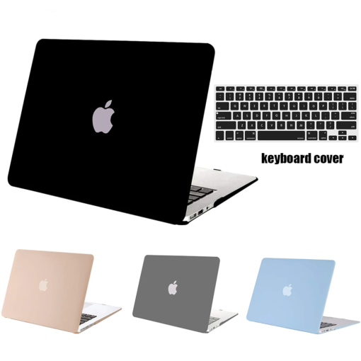 Matte Coque Cover Case for MacBook