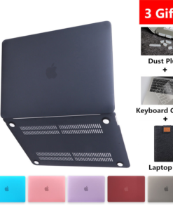 Matte Crystal Case for MacBook
