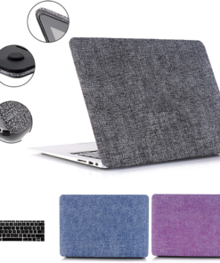 Denim Retina Case for MacBook