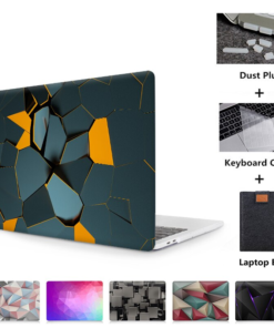 MTT Geometric Hard Case for MacBook