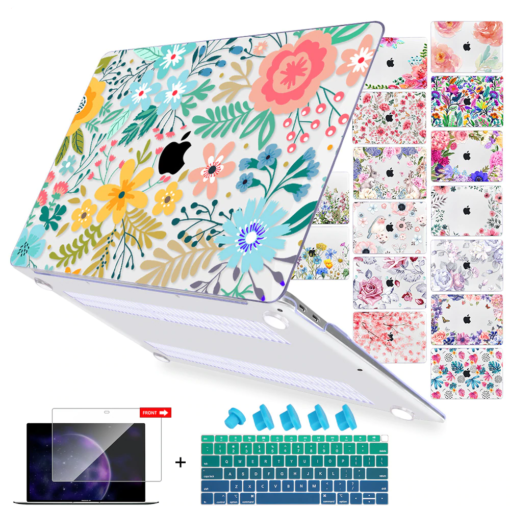 Floral Case for MacBook