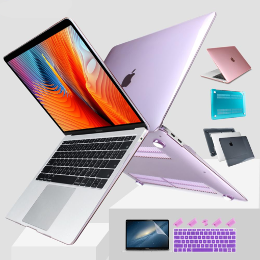 Colorful Crystal Case for MacBook