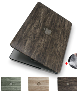 Classical Wood Grain Case for Macbook