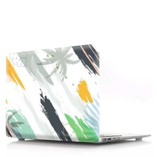 Abstract Graffiti Case for MacBook 2