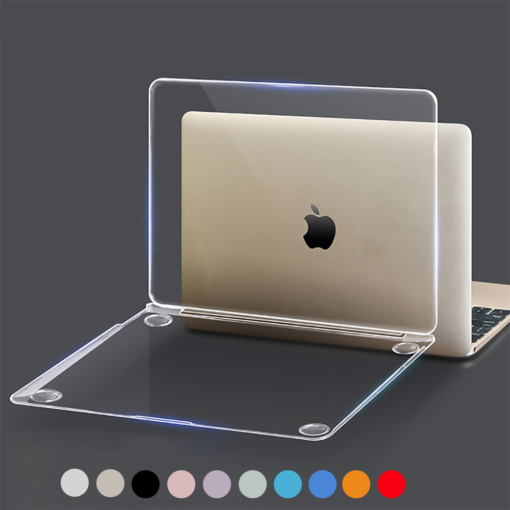 Crystal Hard Laptop Case for MacBook