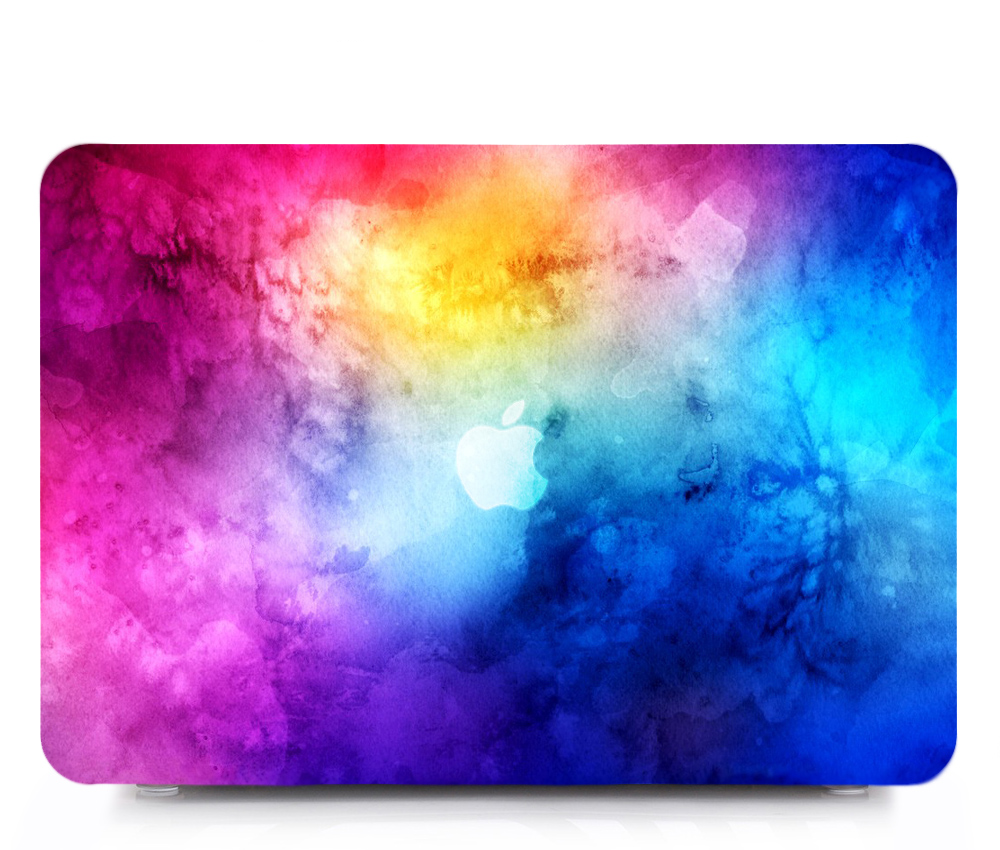 Stylish Print Pattern Case for MacBook 17