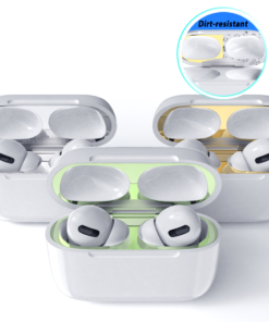 Metal Dust Guard for Apple Airpods Pro 5