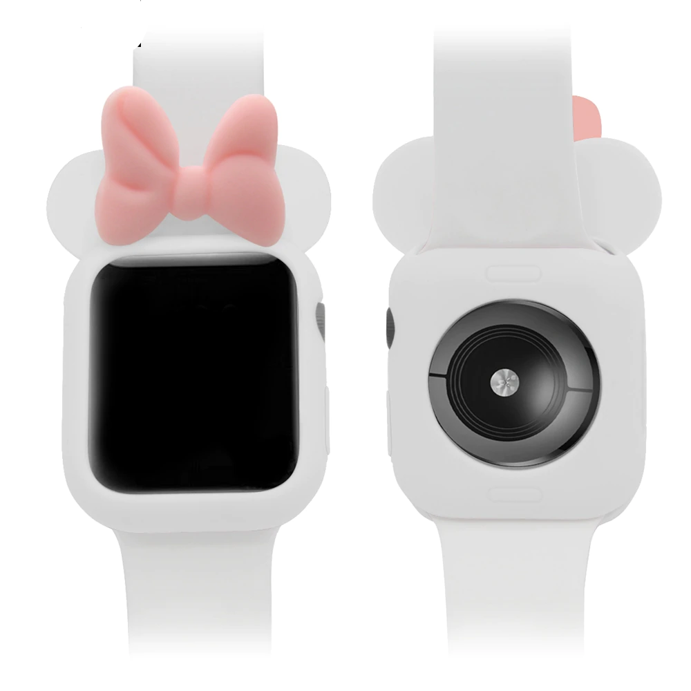 Cartoon Minnie Case for Apple Watch 52