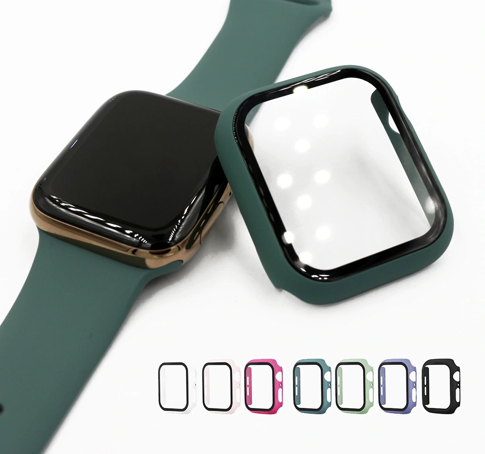Matte Hard Case for Apple Watch 23