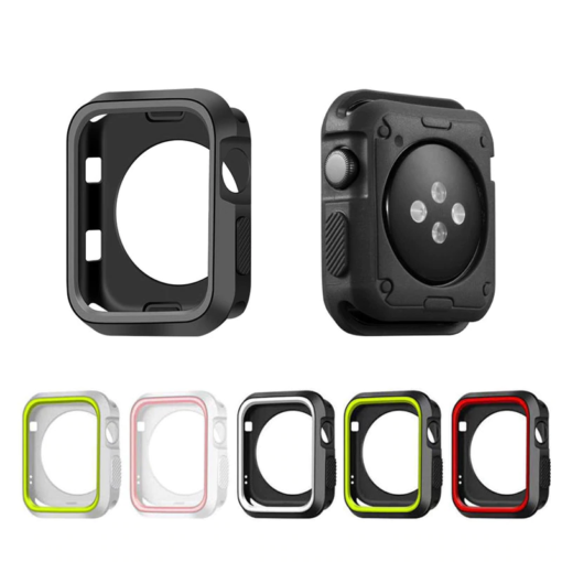 Soft TPU Case for Apple Watch