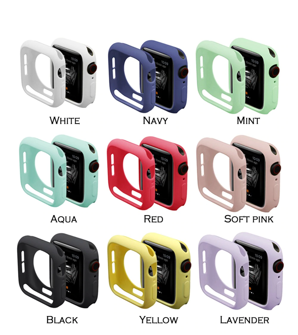 Bumper Case for Apple Watch 30