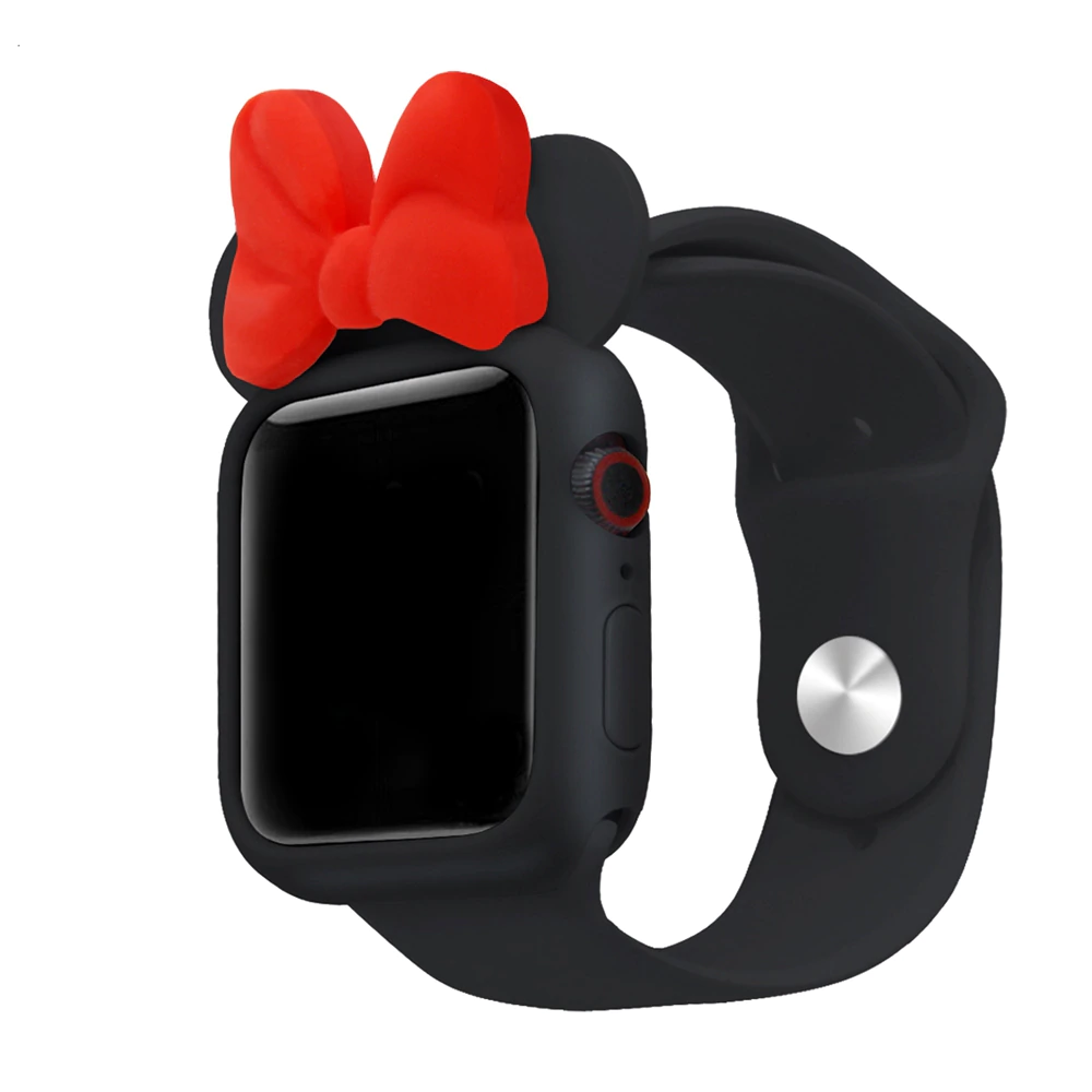 Cartoon Minnie Case for Apple Watch 42