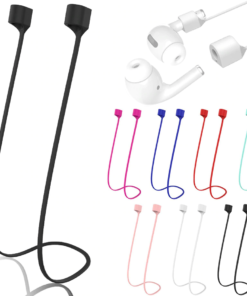 Silicone Rope EarHooks for AirPods Pro