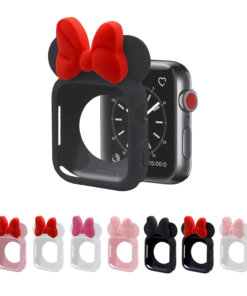 Cartoon Minnie Case for Apple Watch