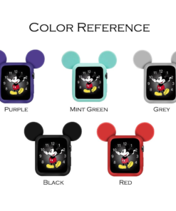 Cartoon Case for Apple Watch 2
