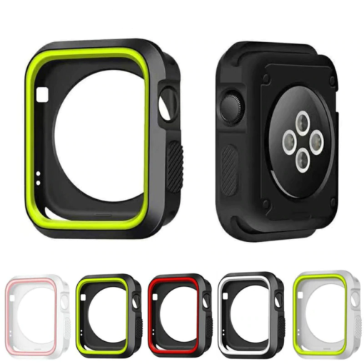 Dual Color Case for Apple Watch