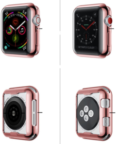 Slim Case for Apple Watch 4