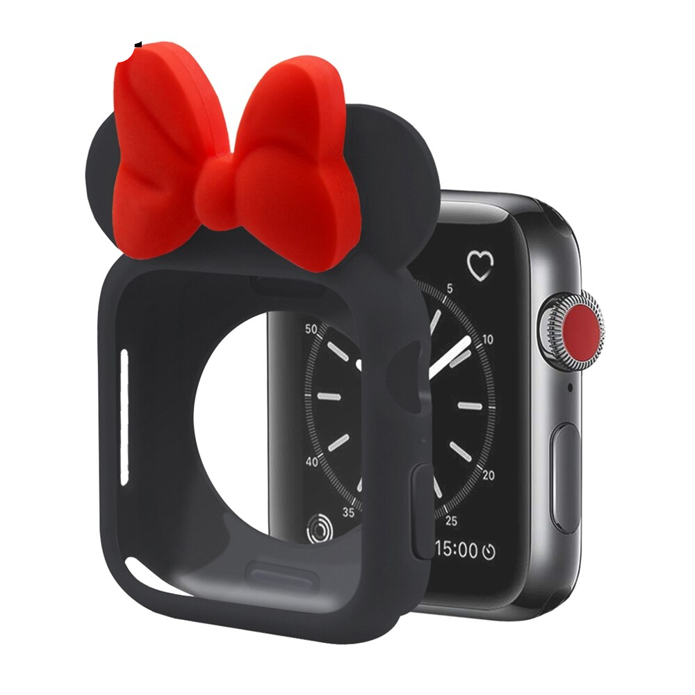 Cartoon Minnie Case for Apple Watch 39