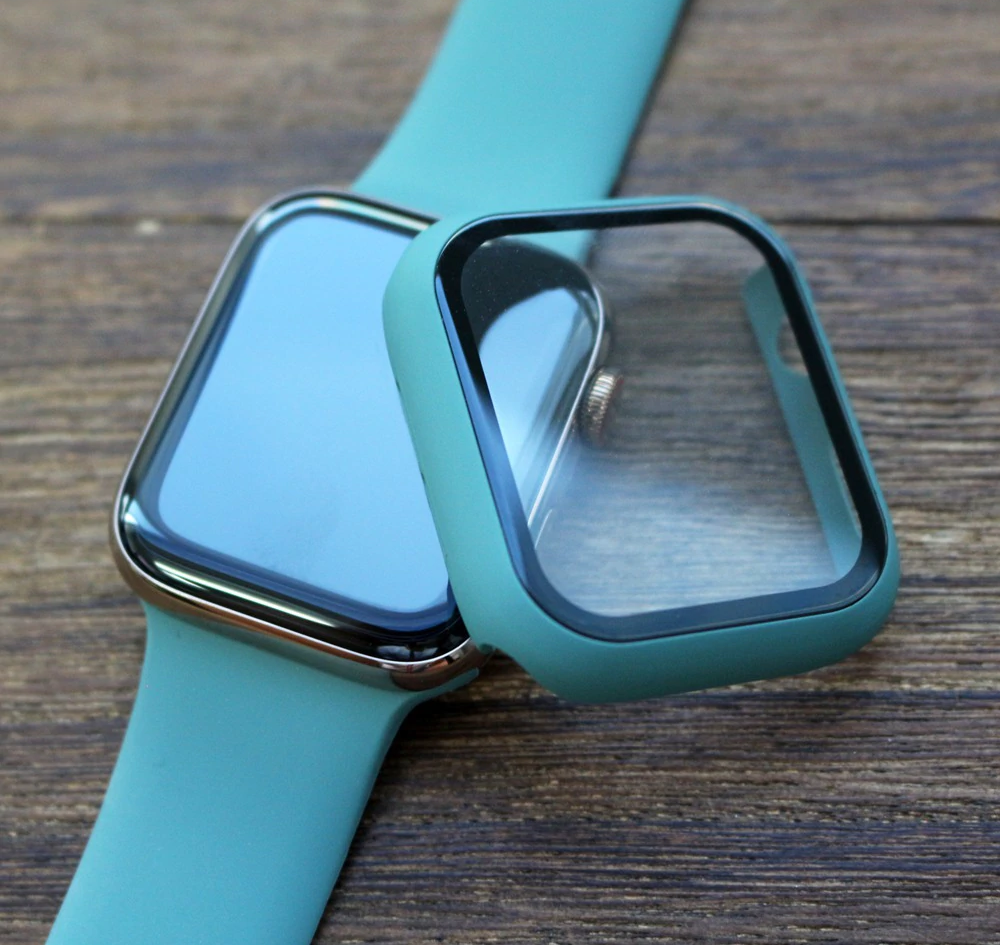 Matte Hard Case for Apple Watch 29