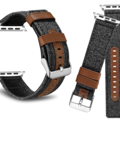 Leather Band for Apple Watch 3