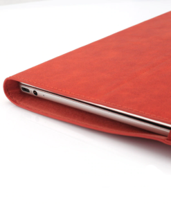 PU leather Multi-functional Case for MacBook 4