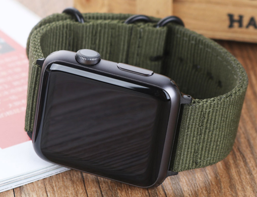 Hot Nylon Band for Apple Watch