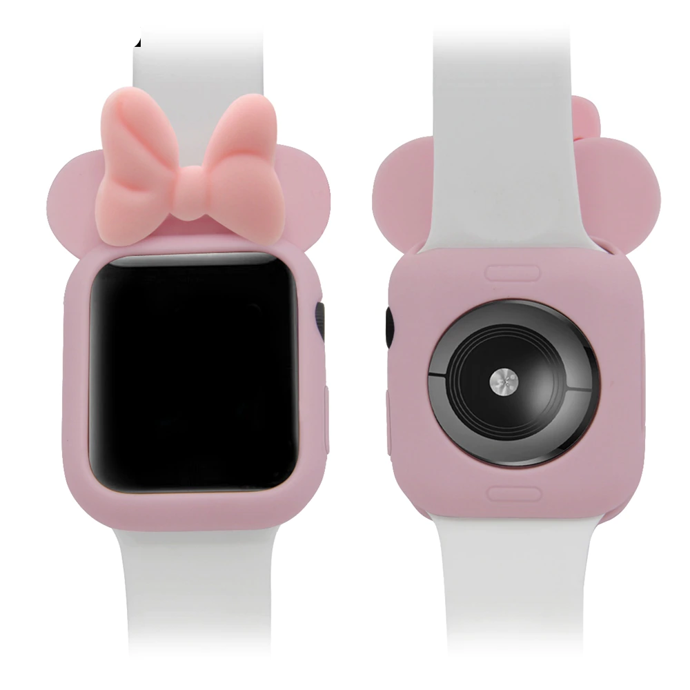 Cartoon Minnie Case for Apple Watch 48
