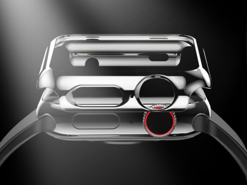 HOCO Plating Case for Apple Watch 4