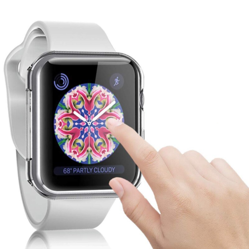 Transparent Case for Apple Watch 4