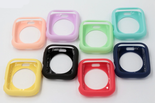 Bumper Case for Apple Watch 4