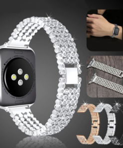 Crystal Diamond Band for Apple Watch