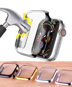 Hard Bumper Case for Apple Watch