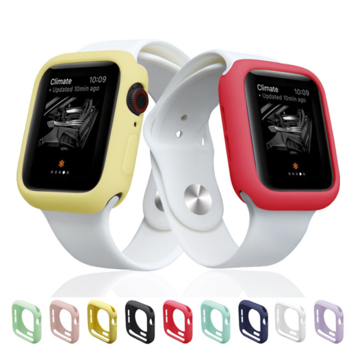 Colored ShockProof Case for Apple Watch 2