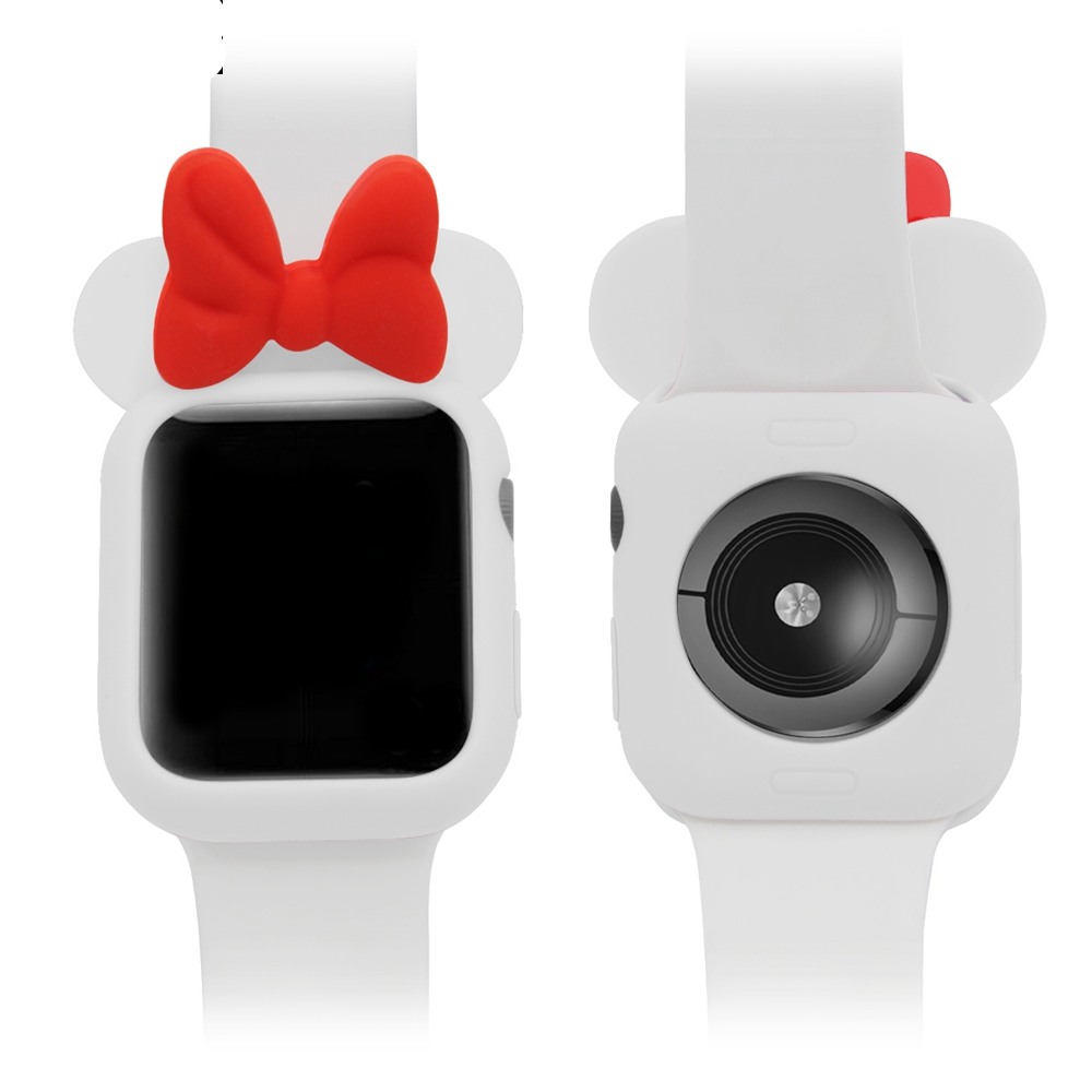 Cartoon Minnie Case for Apple Watch 54