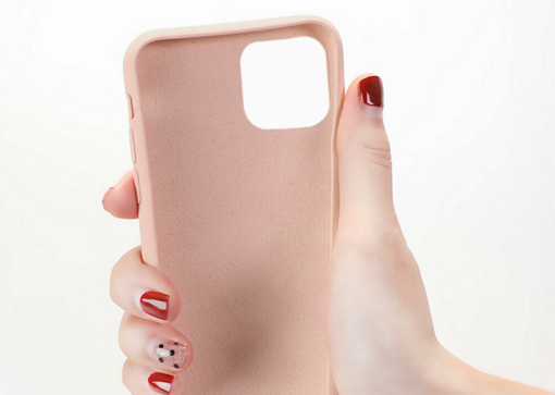 Candy Silicone Case for iPhone SE (2020) 4