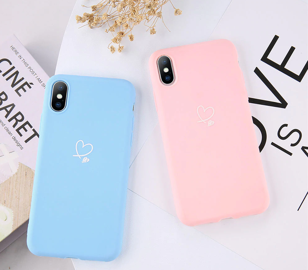 Love Heart Case for iPhone SE (2020) 18