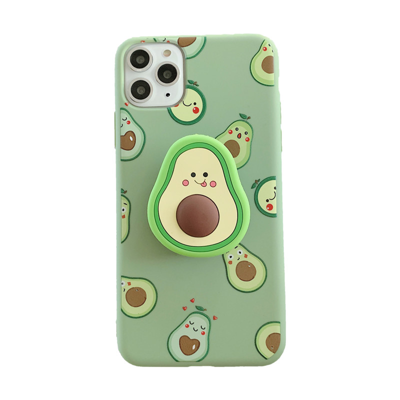 Avocado Soft Case for iPhone SE (2020) 30